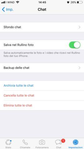 7 Trucchi Whatsapp iPhone