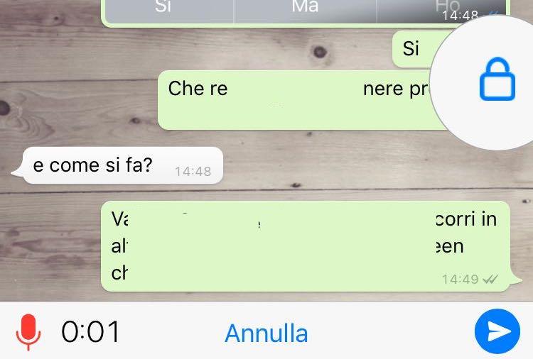 5 Trucchi Whatsapp iPhone
