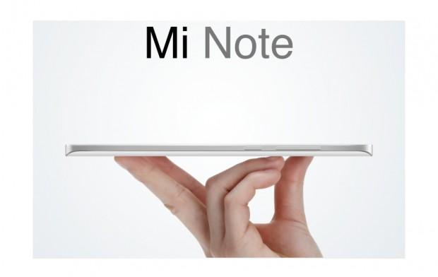 Xiaomi presenta il suo iPhone 6 Plus: Mi Note è più sottile, leggero e costa meno della metà