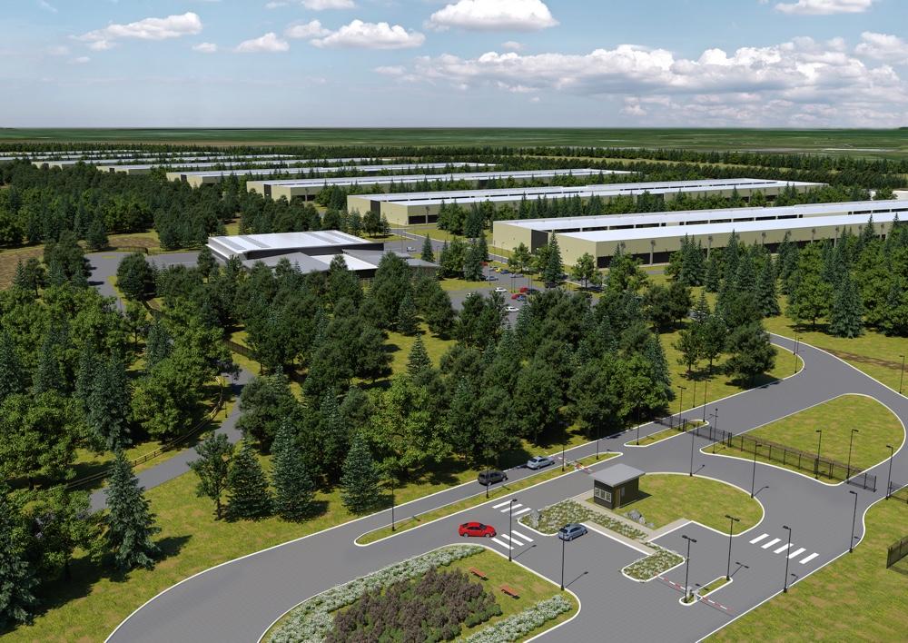 Apple data center Athenry Ireland