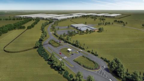 Apple data center Viborg Denmark
