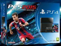 Offerta PS4 500, solo 359 euro con PES 2015 e spedizione gratuita