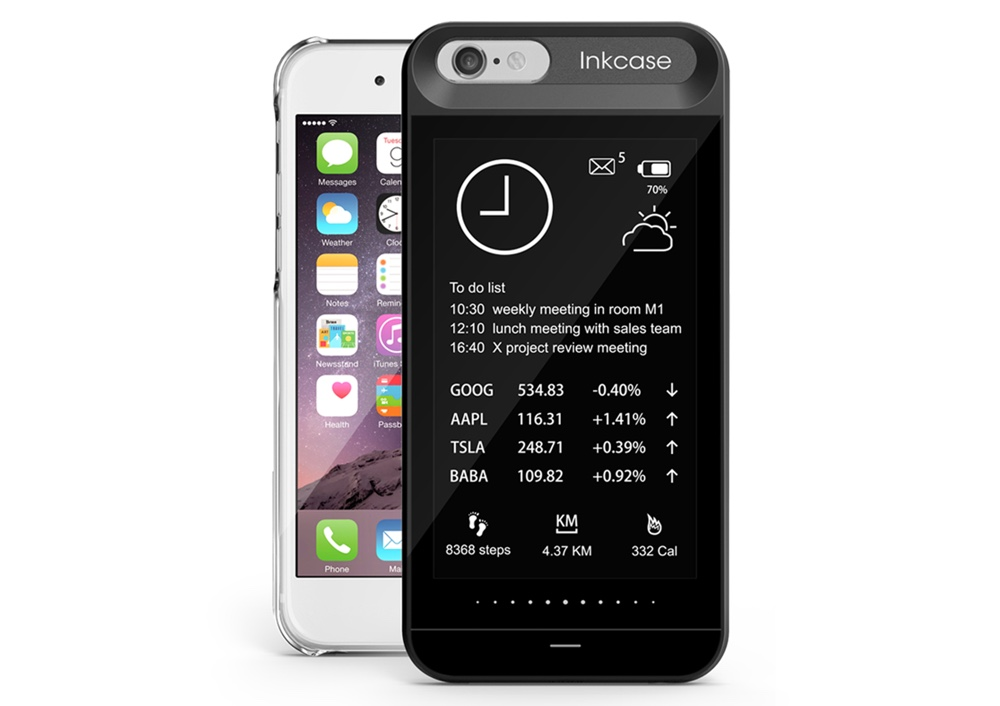 InkCase i6 Oaxis 1