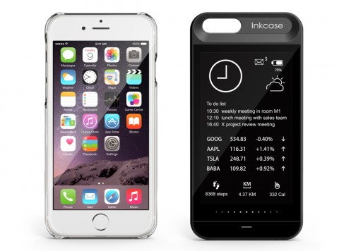 InkCase i6 Oaxis 2