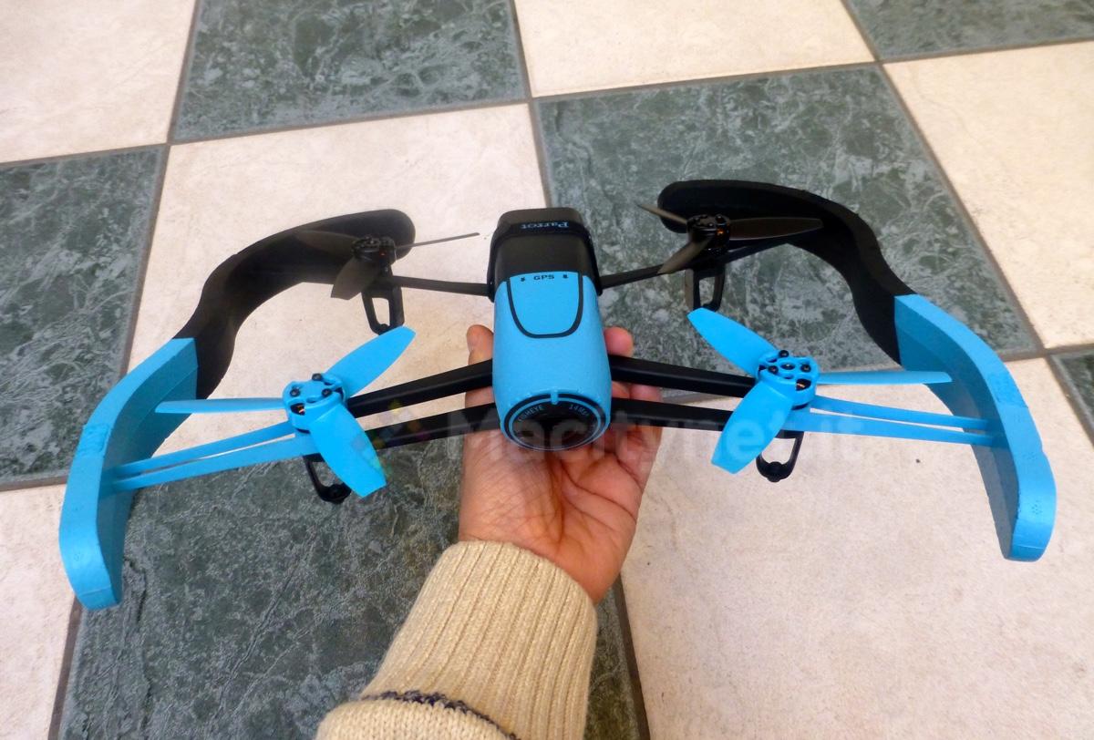 Caccia ai droni Parrot: due vulnerabilità permettono di
