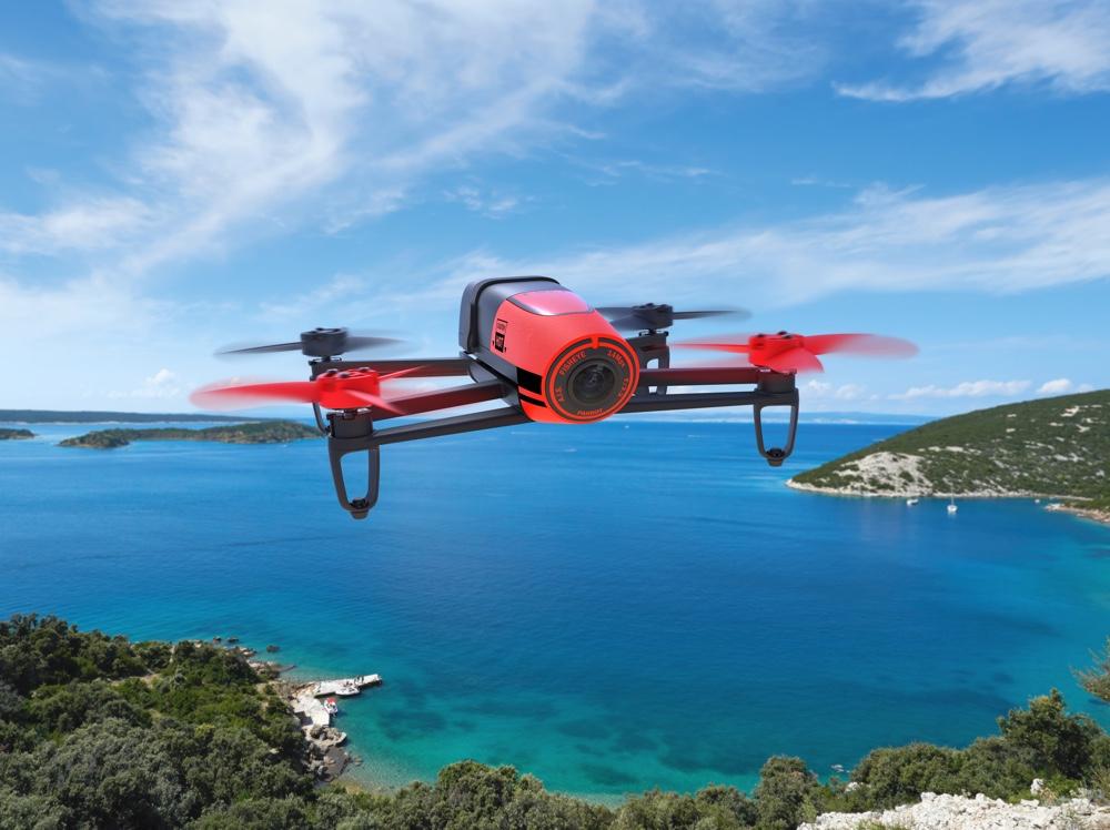 Parrot Bebop Drone icon 1000