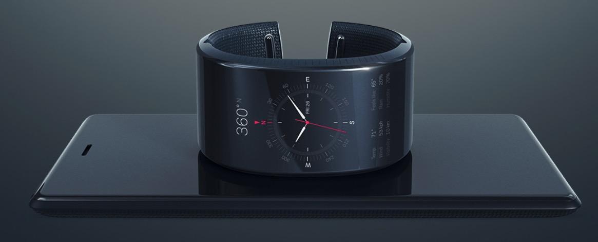 Neptune Duo, così il bracciale diventa uno smartphone e lo smartphone uno schermo ausiliario