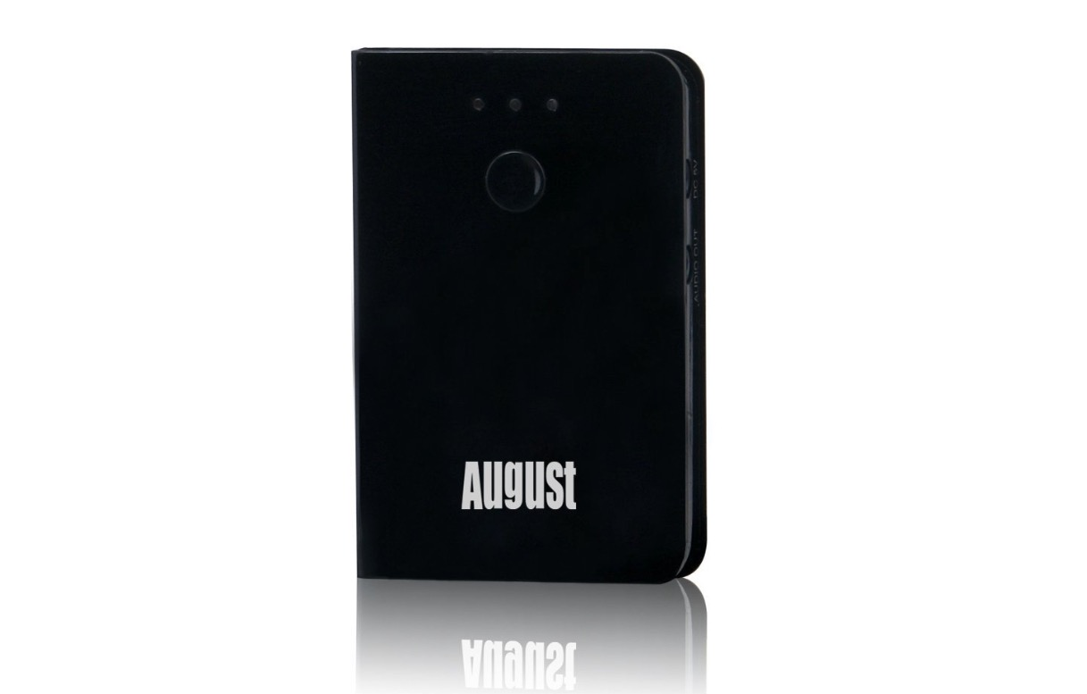 12 € per dare la ricezione Bluetooth a qualsiasi stereo e cassa con August MR230B