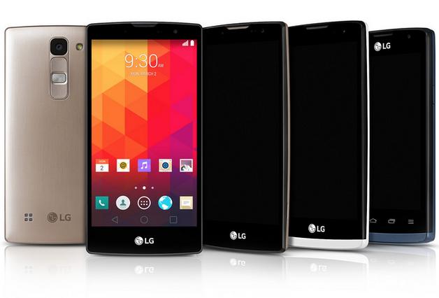 MWC 2015, design premium e prestazioni elevate per la nuova gamma di smartphone LG