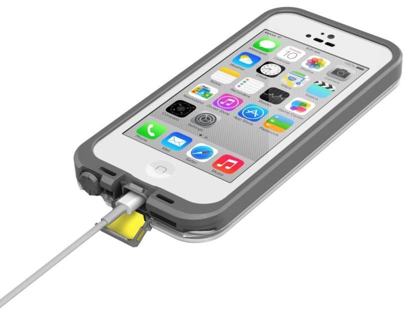 custodia impermeabile per iphone