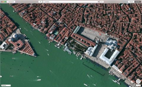 mappe di apple venezia