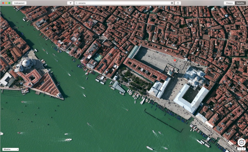 mappe di apple venezia