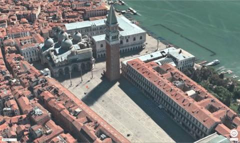 mapple di apple Flyover 3d venezia 900 ok
