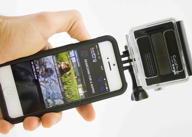 Polarpro proview trasforma lo smartphone in un lcd per for Microfono esterno xiaomi yi