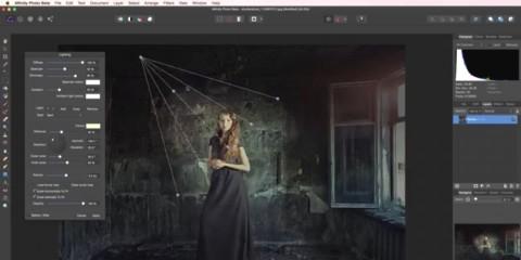 software di fotoritocco affinity photo 2