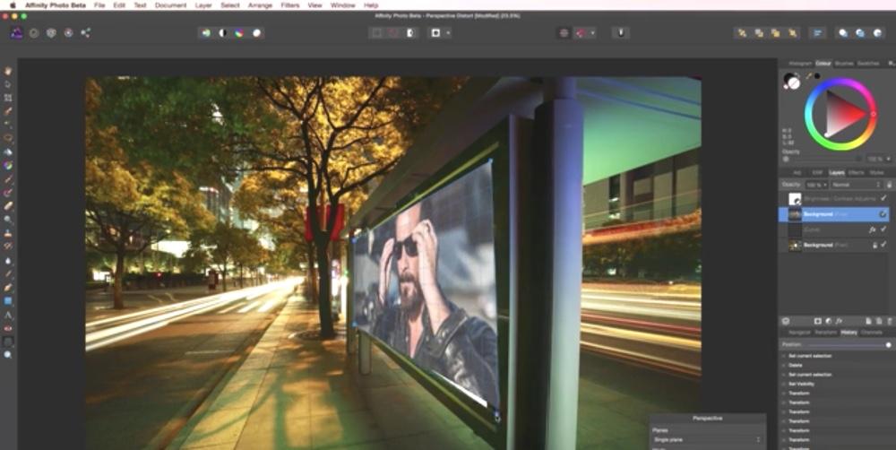 Affinity photo promettente software di fotoritocco for Fotoritocco
