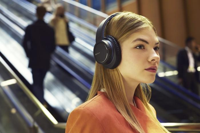 Sony Presenta Nuove Cuffie Bluetooth Con Cancellazione Del