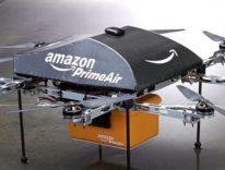 Dialogo aperto UK-Amazon per consegne con droni entro il 2017