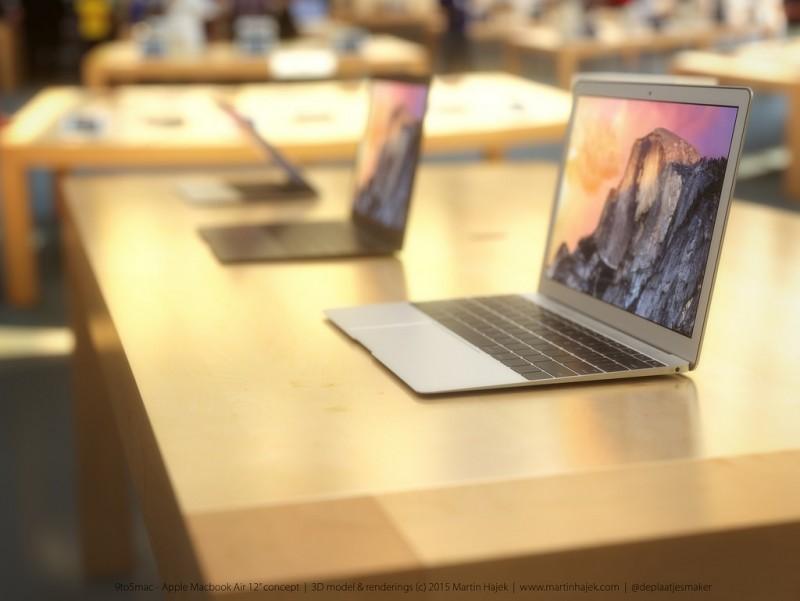 MacBook Air da 12 pollici