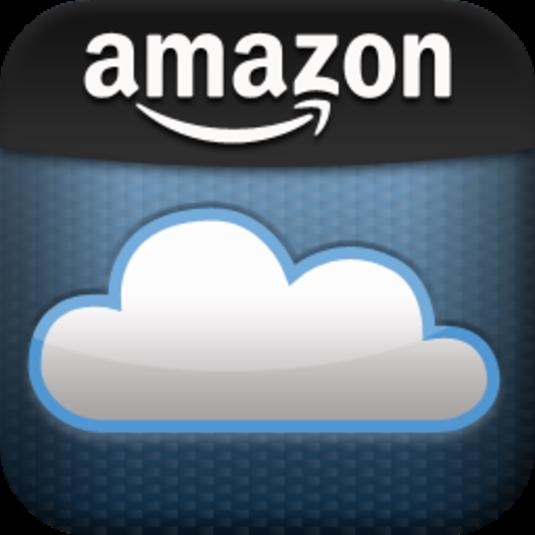 Amazon Cloud Drive icon 500