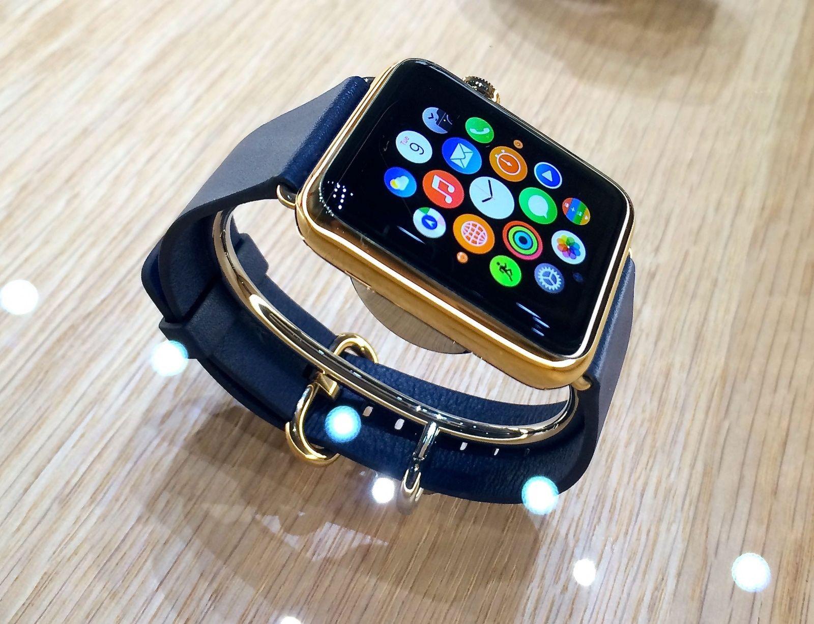 Servizio di prima classe per chi acquisterà Apple Watch in oro