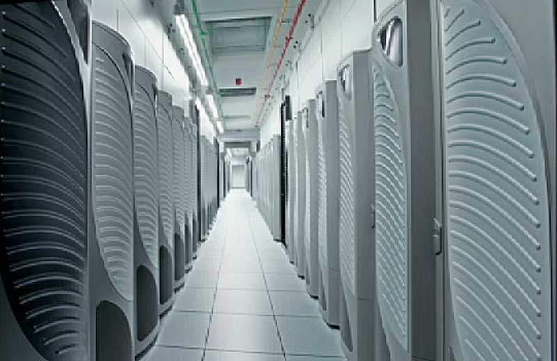 Amazon Web Services Datacenter