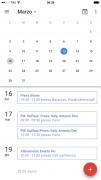 Google Calendar rece 4