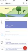 Google Calendar rece 5