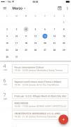 Google Calendar rece 6