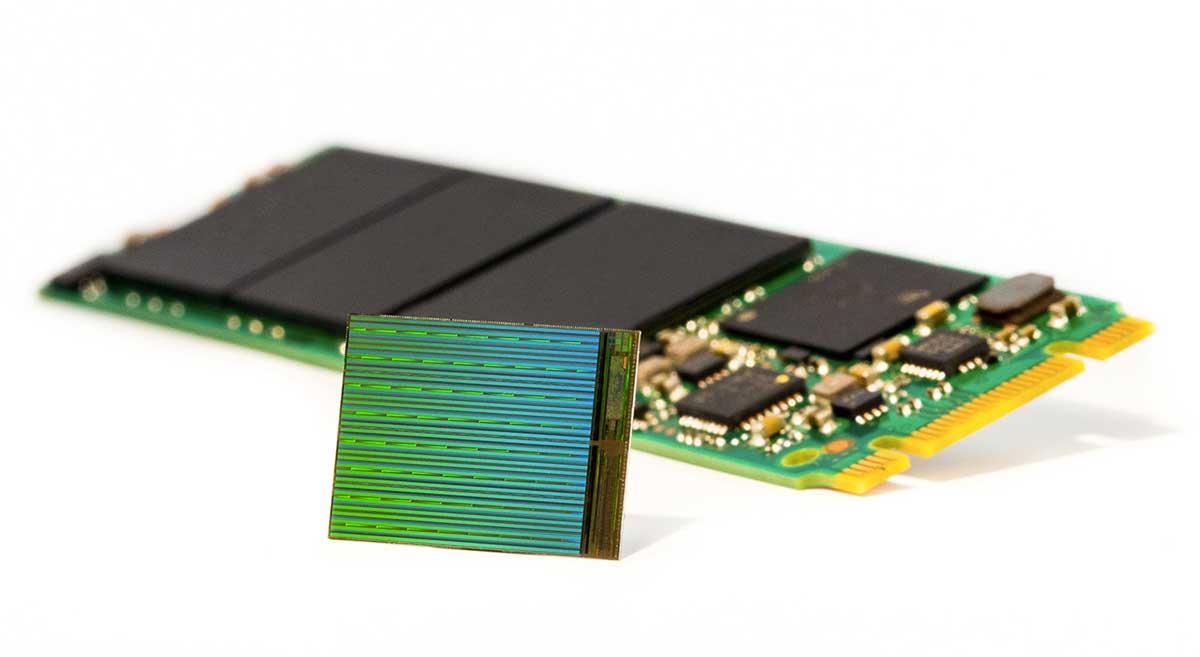 Memoria 3D NAND