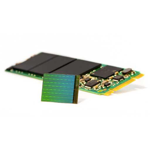 Con le memorie flash NAND 3D di Intel e Micron arriveranno SSD fino a 10TB