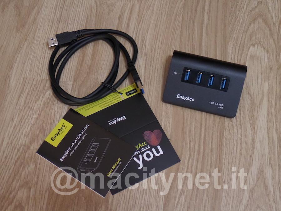 EasyAcc Super Speed USB