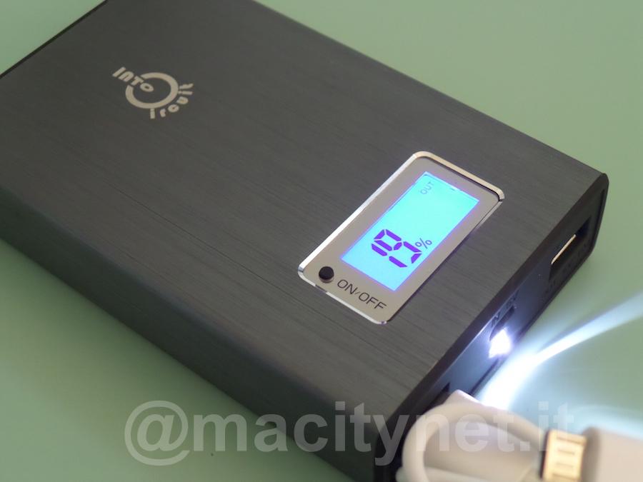 batteria Intocircuit