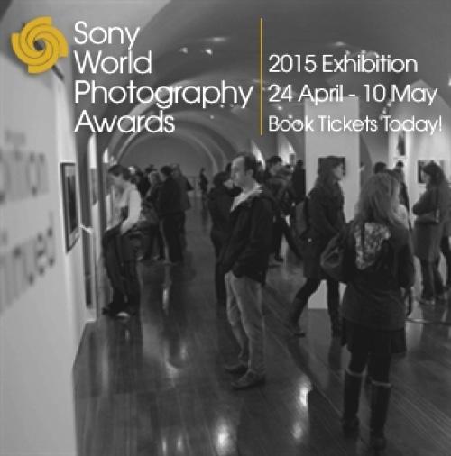 Sony World Photography Awards icon 500