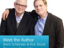 Becoming Steve Jobs, l'intervista agli autori disponibile gratis in podcast
