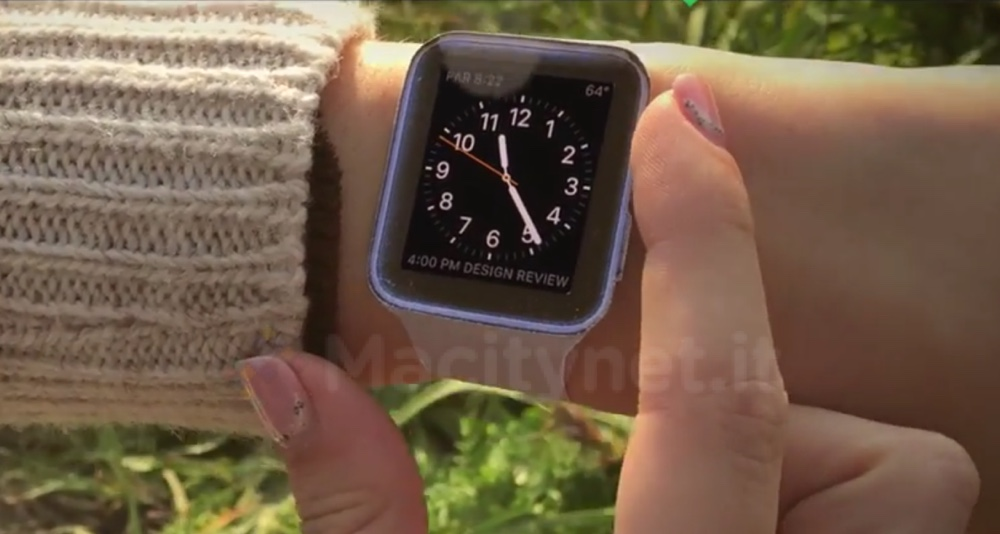 dreaming apple watch 1000