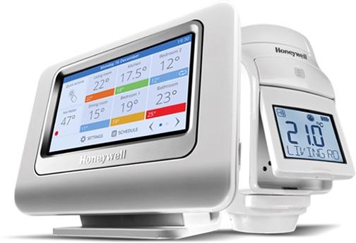 In Prova Il Sistema Domotico Evohome Honeywell Per La