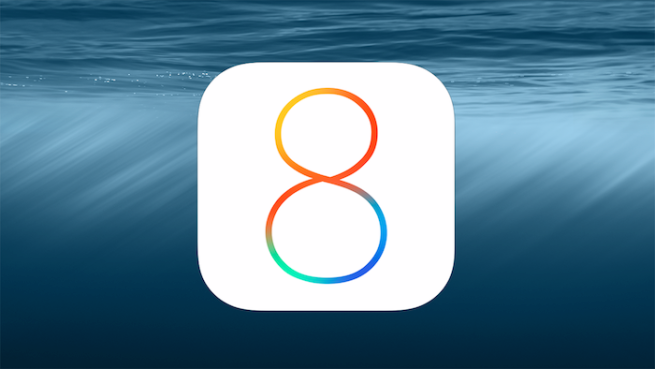 filtro messaggio ios 8 logo