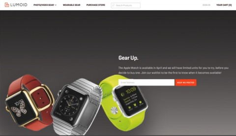 lumoid apple watch in affitto 600