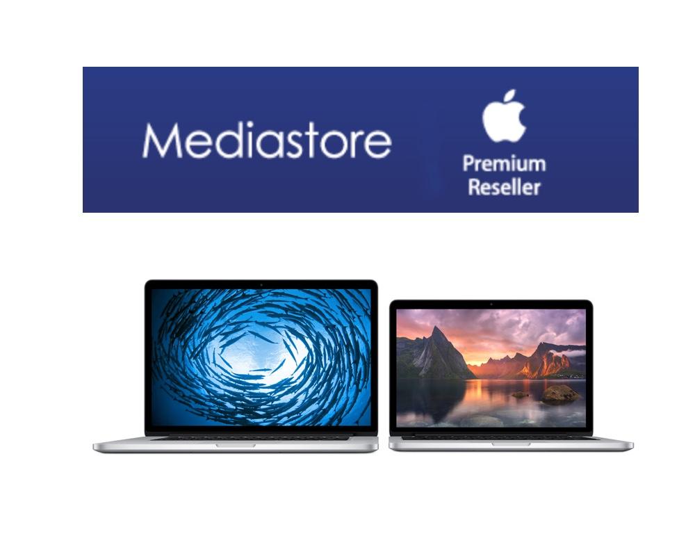 Da Mediastore MacBook Pro Retina e Air costano fino a 250 euro meno