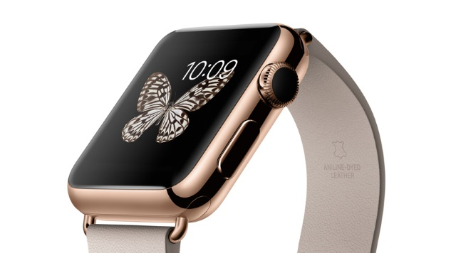 Apple Watch oro Edition