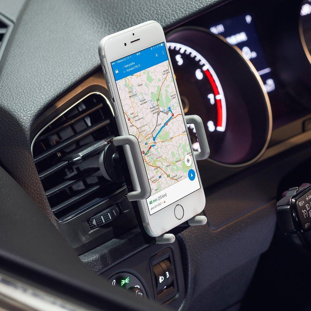Recensione supporto Anker per smartphone per griglia di ventilazione, il supereconomico