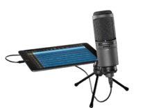 Audio Technica AT2020USBi, eccellenza audio in un microfono USB a condensatore compatibile iOS