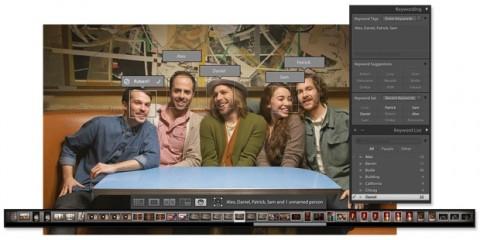 Adobe Lightroom CC volti ufficiale 620