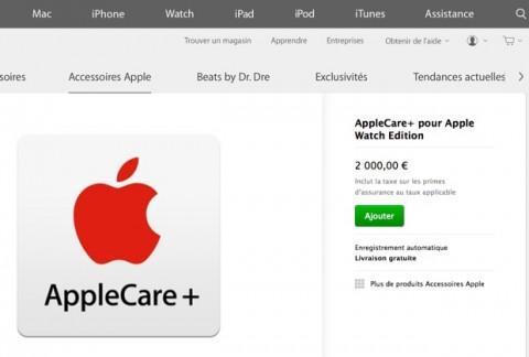 Apple Watch AppleCare+ 620