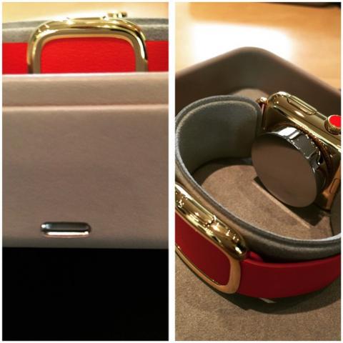 Apple Watch Edition 1