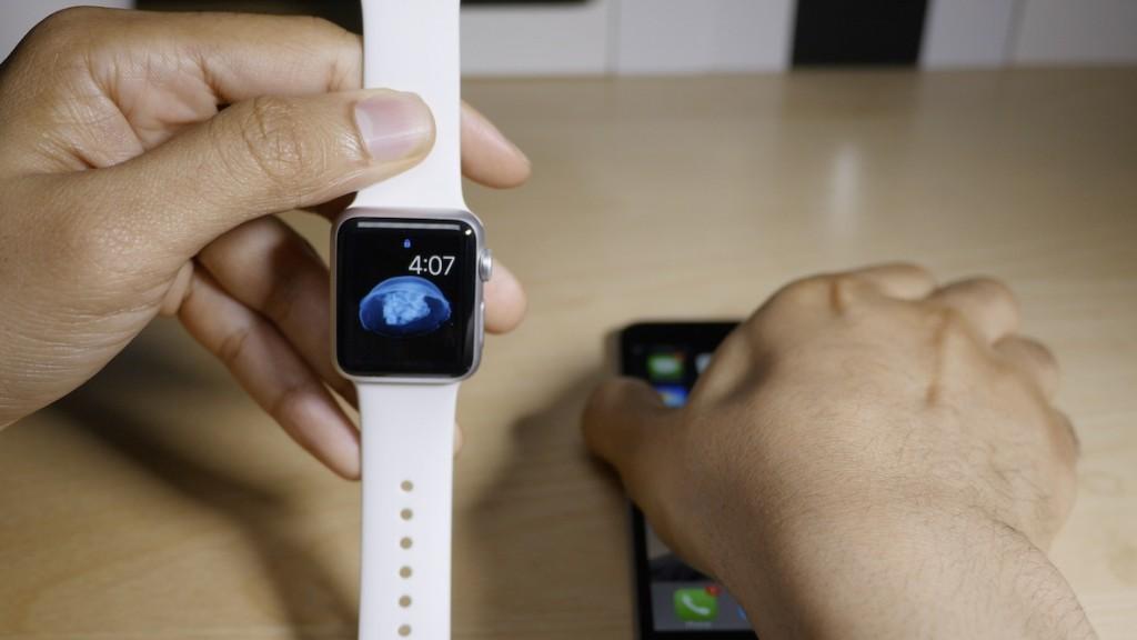 Codice di blocco Apple Watch