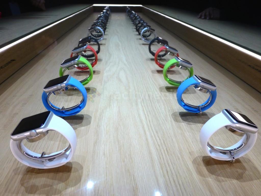 Apple watch milano 34