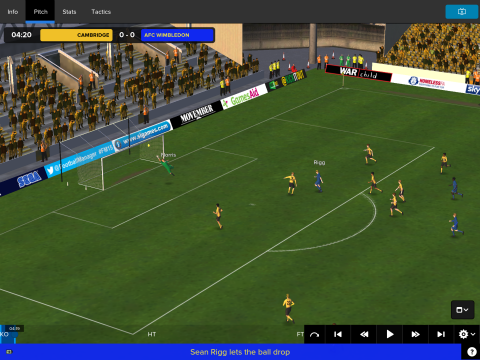 Football Manager Classic 2015 1