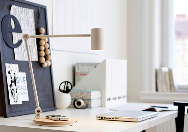 IKEA ricarica wireless 1